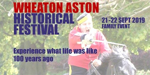 Wheaton Aston Historical Festival