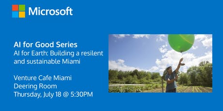 """AI for Good"" Series 