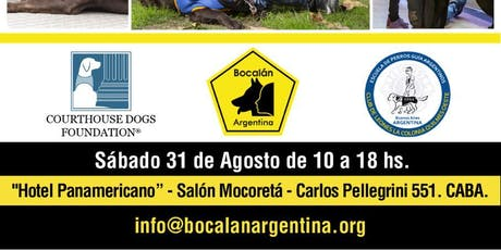 1er Workshop  sobre Perros de Asistencia en Argentina tickets