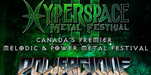 Hyperspace Metal Festival 3-Day Pass
