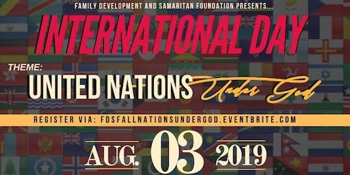 International Day: United Nations Under God