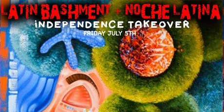 The Independence Holiday Take Over tickets