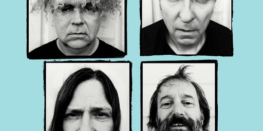 The Melvins with Redd Kross
