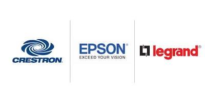 Epson High-Lumen Showcase (featuring Epson, Crestron and Legrand AV)