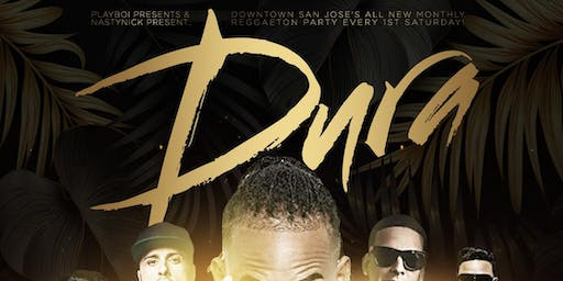 THE DURA PARTY | HIPHOP & REGGAETON | EVERY 1ST SATURDAY @ ENSO NIGHTCLUB