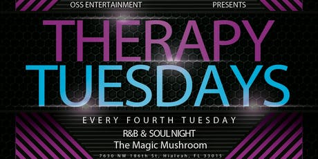 THERAPY TUESDAYS R&B NIGHT tickets