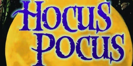 Hocus Pocus on our Big Screen! tickets