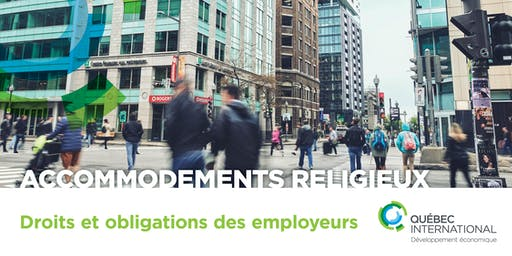 Accommodements religieux : droits et obligations des employeurs