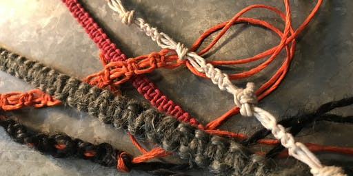 Macrame Bracelets- FREE Drop In and Create