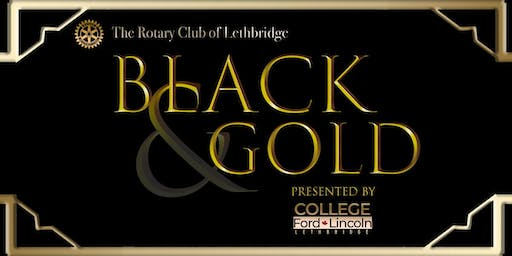 Black & Gold presented by College Ford Lincoln 2019