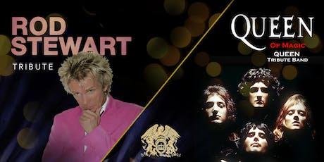 Tribute Rod Stewart | Queen entradas