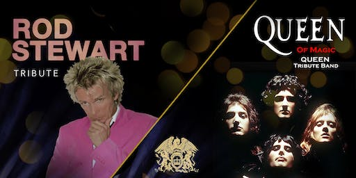 Tribute Rod Stewart | Queen