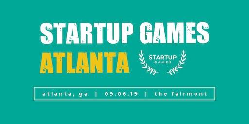 Startup Games Atlanta