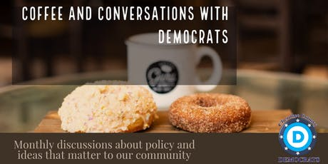 Coffee and Conversations with Democrats- Supreme Court, Gerrymandering and Solution for GA   tickets
