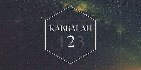CLAKDOSSA06 | Kabbalah 2 - Curso de 10 clases | San Ángel | 6 de Agosto 19:00  entradas