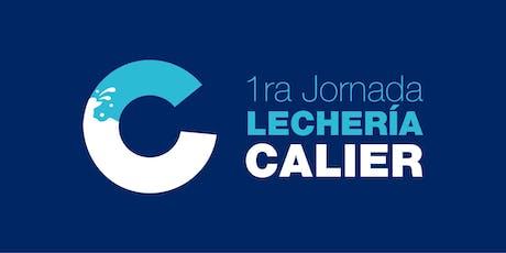 1ra Jornada Lechería Calier entradas