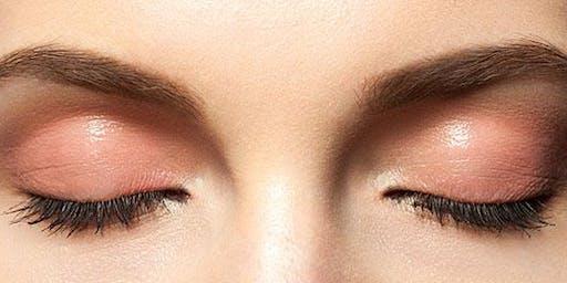 Curso regular de Maquillaje social agosto 2019. Del 23 de agosto al 6 de diciembre de 14 a 16 hs. Docentes: Staff de la escuela Lema Natural de Agustina Lema . Valor mensual $ 1900