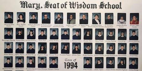 25 Year Reunion for MSW Class of '94! tickets