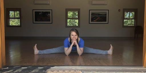 Morning Yoga with Tamreh