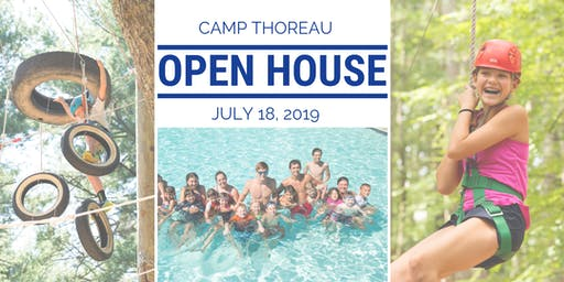 Camp Thoreau Summer Open House
