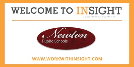 NJ - Insight Onboarding Sessions for Newton Public Schools tickets