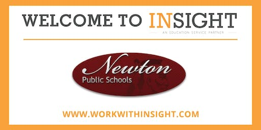 NJ - Insight Onboarding Sessions for Newton Public Schools