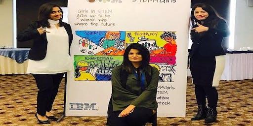 IBM STEM Event