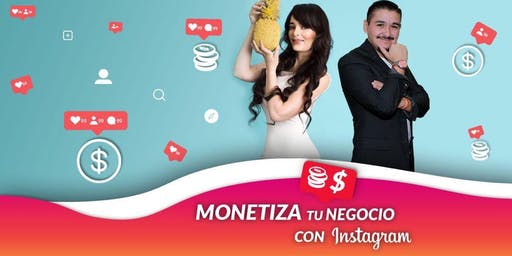 Monetiza tu negocio con Instagram