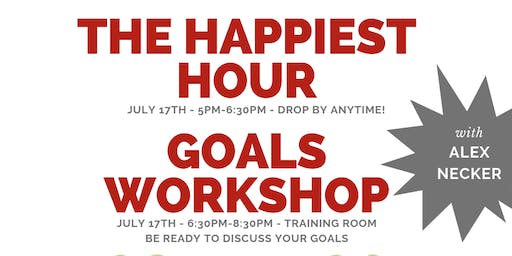 Goals Workshop with Alex Necker