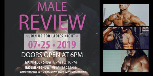 Ladies Night, Male Review Night!