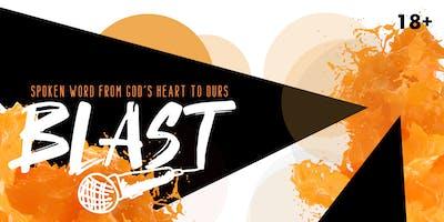 BLAST 2019 [Summer Edition] Spoken Word Event