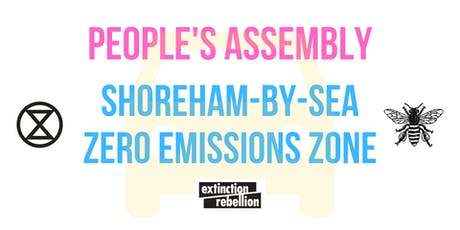 People's Assembly - Zero Emissions Zone for Shoreham-by-Sea tickets