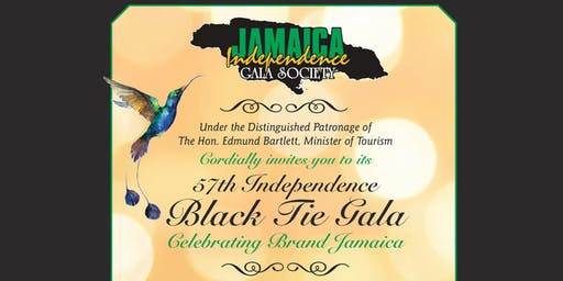 Jamaica Independence Black Tie Gala