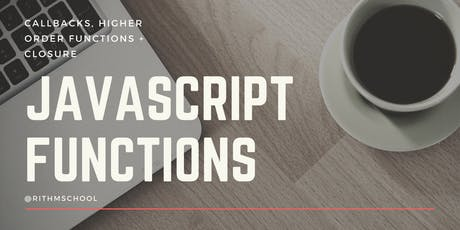 Master JavaScript Functions tickets