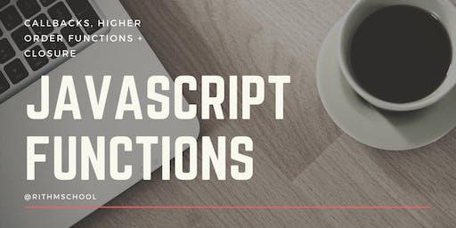 Master JavaScript Functions