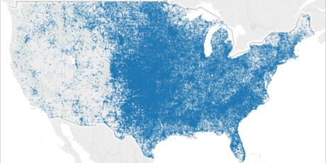 Data Mapping in Tableau tickets