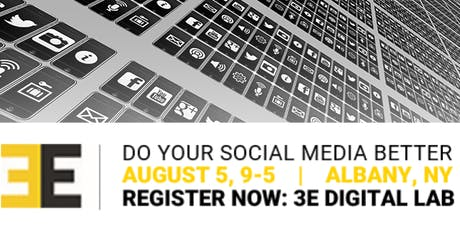 Digital Lab: Using Social Media  To Improve Your Enrollment Marketing tickets