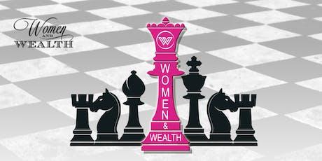Women & Wealth tickets