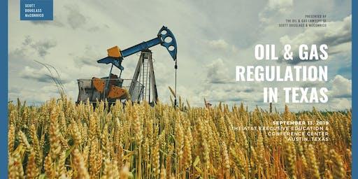 Scott Douglass & McConnico Oil & Gas Regulatory Seminar