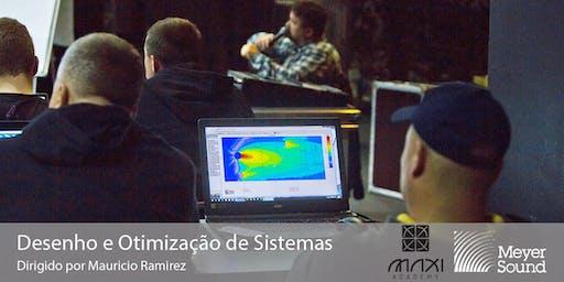 Desenho e Otimização de Sistemas de Som | São Paulo 2019