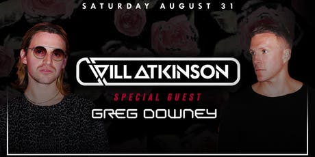 Avalon Presents: Will Atkinson & Greg Downey tickets
