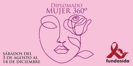 Diplomado Mujer 360° boletos