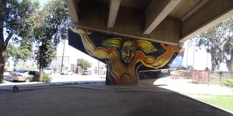 Historic Tour of Chicano Park & Local Arts Dist tickets