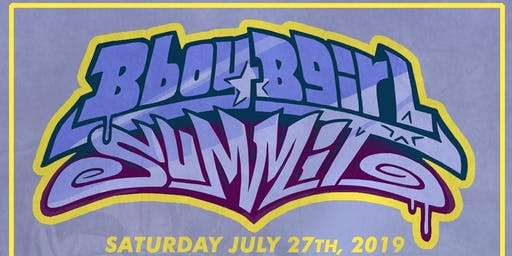 Bboy Bgirl 25th Anniversary Movement Summit