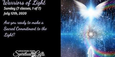 Warriors of Light (1 of 7)