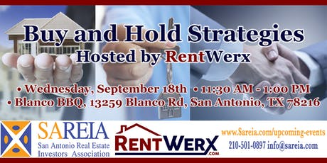 Real Estate Investing: Buy & Hold Strategies with Rentwerx tickets