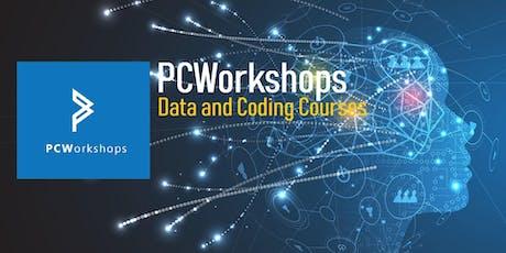 Python Programming Beginners 3-Day Course, Milton Keynes tickets