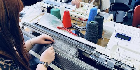 Knitting machine Workshops tickets