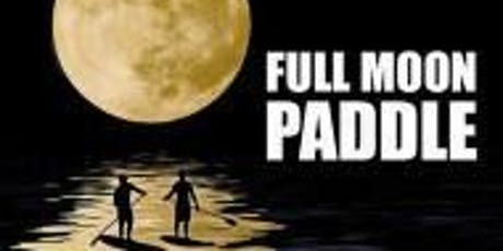 Full Moon Paddle on the Cabarton River tickets