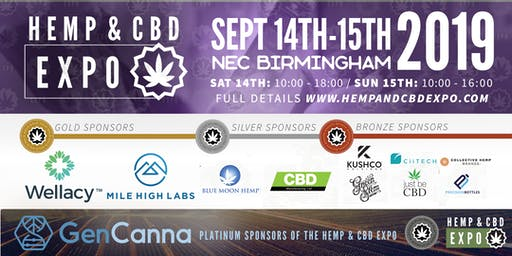 Hemp & CBD Expo (September 2019)